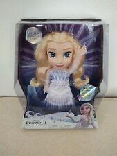 Disney's Frozen II Magic In Motion Elsa Doll Sings Music Lights Gift New