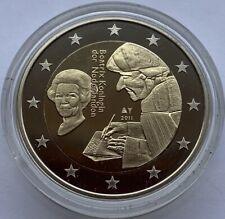 2 Euro Nederland 2011 Proof PP in capsule (Erasmus)