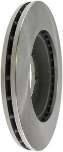 Disc Brake Rotor-C-TEK Standard Front Centric 121.46055 12,000 Mile Warranty