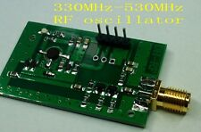 330-530MHz 12V RF Voltage Controll Oscillator Frequency Source Broadband VCO