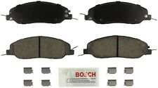 For Ford Mustang 2011-2014 3.7L V6 Front Blue Disc Brake Pads Bosch BE1464H