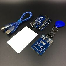 Freenove RFID Kit for Arduino Uno R3 Detailed Tutorial IC Card Reader Writer