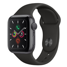 Apple Watch Series 5 GPS 44mm Smart Watch Aluminium case Sport Band Space Grey