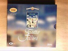 BOITIER 2 CD / TUTTO FELLINI / MUSIQUE DES FILMS DE FELLINI / NEUF SOUS CELLO