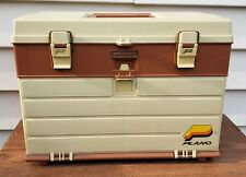 Vintage Plano 757 (4 - Drawer) Tackle Box (VGUC)