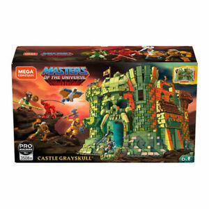 Mega Construx GGJ67 Masters of the Universe Castle Grayskull Building Set NIB