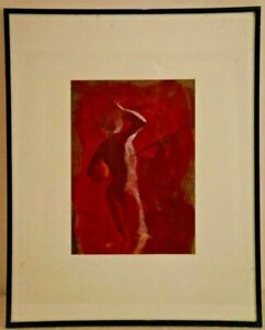 Paul Hemery (1921-2006)- Öl Auf Papier - Unterzeichnet IN Niedrig Links