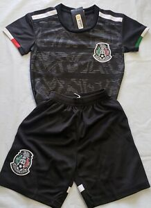 New Mexico National Team Jersey and short Youth L