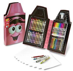 Crayola Tip Art Kits - Tickle Me Pink