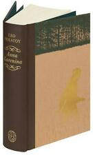 ANNA KARENINA ~ LEO TOLSTOY ~ ILLUSTRATED ~ FOLIO SOCIETY ~ GIFT EDITION ~ NEW