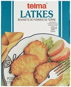 Telma Latkes - Potato pancake Mix 170g - Kosher food from Israel, latke, NEW