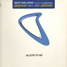NATE WILLIAMS - Hay, HAY, Presents Clubb Patrol - Subliminal