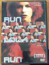 Run Lola Run 1999 Movie Dvd (2005) German & English, Widescreen Ed