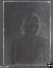 Plaque photo en verre - Femme  (Ref. 20)