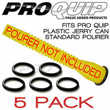 Pro Quip Plastic Jerry Can Pourer Seals - 5 PACK