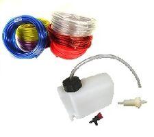 Go Kart 2 Quart Fuel Tank Fuel Line Fuel Filter Kit Predator 212cc Honda Clone