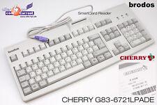 Keyboard teclado Cherry brodos g83 -6721 lpade/00 RS 6700add German de