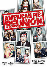American Pie - Reunion (DVD, 2012) new and sealed freepost