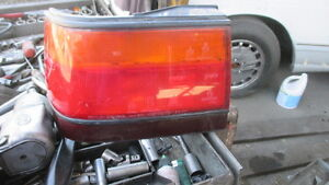 1989 Mazda 929 Left Tail Light assembly
