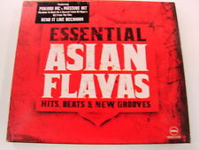 various ESSENTIAL ASIAN FLAVAS - CD