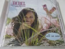 BEBEL GILBERTO - ALL IN ONE - 2009 VERVE CD ALBUM (602527166902) - NEU!