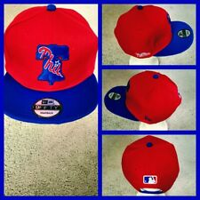 PHILADELPHIA PHILLIES MLB SNAPBACK HAT.