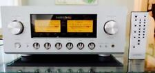 Luxman L-590Ax, Integrated Pure Class A Audiophile Amplifier, remote, Pre-Owned