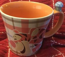Disney Genuine*Original*Authentic Tigger Large Coffee Cup Mug