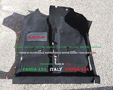 FIAT PANDA 4x4 SISLEY TAPPETO PREFORMATO CARPET UPHOLSTERY PREFORMED MOQUETTE