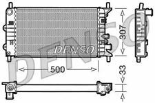 Denso Radiator DRM10024 Replaces 92AB8005CB 730857