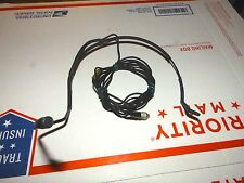Countryman headset with mke2 gold microphone