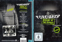 Foreigner / Rockin At The Ryman / Live in Nashville / DVD von 2011 / Neuwertig !