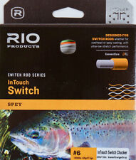 Rio InTouch Switch Chucker #6 420 Grain Line Free Fast Shipping 6-21647