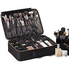 "Portable EVA Train Cases Professional Makeup 16.14"" Artist Organizer Bag"