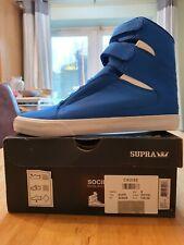 """Supra Tk Society - """"Cobalt"""" (Size 9 UK) - Deadstock/Very Rare"""