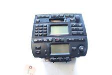 2002-2003 Jaguar X-Type Radio Stereo Am Fm Climate Control J1785 (Fits: Jaguar X-Type)