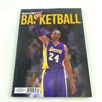 Beckett Basketball Vol.31 March 2020 With Kobe Bryant Lakers