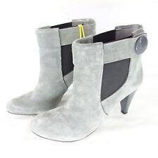 KILLAH scarpe da donna stivali stivaletti pelle grigia numero 41 NP 109 NUOVO