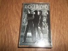 LOU REED - NEW YORK - CASSETTE ALBUM 925 829-4 SIRE GERMANY