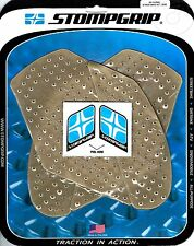 STOMPGRIP TANK PADS KAWASAKI ZX10R 11-12 Transparent art. 55-3-012