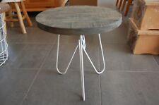 Mango Holz Beistelltisch Couchtisch Phil Anstelltisch Kaffeetisch Tisch 45x45cm