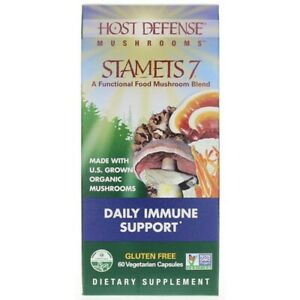 Host Defense Fungi Immune Support Stamets 7 - 60 Capsules