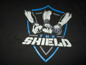 "WWE ROMAN REIGNS ""The Shield"" (3XL) T-Shirt"
