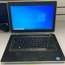 """Dell Latitude E6420 14"""" i5-2520M 2.50GHZ 8GB RAM 250GB HDD Win10 Laptop"""
