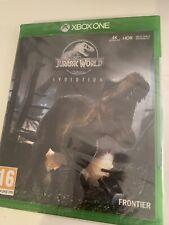 Jurassic World Evolution XBOX ONE Brand New Sealed