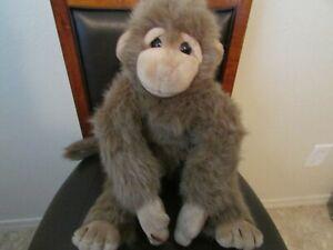 "VINTAGE  Plush Stuffed Monkey / Ape  ""JOSH""   (Ty Classic ""1993"")"
