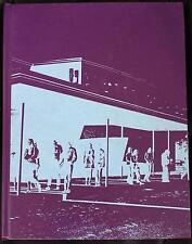 1971 HANOVER HIGH SCHOOL YEARBOOK ANNUAL MASSACHUSETTS MA