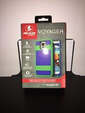 Pelican Voyager  Case and Holster - Samsung Galaxy S5 - Retail $50