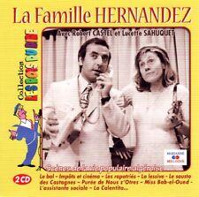 La Famille HERNANDEZ / Scenes de la Vie Populaire Algeroise / (2 CD) / NEUF