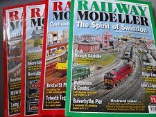 More details for bundle of x 4 2017 / 2018 railway modeller magazines
